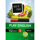Play English Level 1 - Back to school, editura Sinapsis