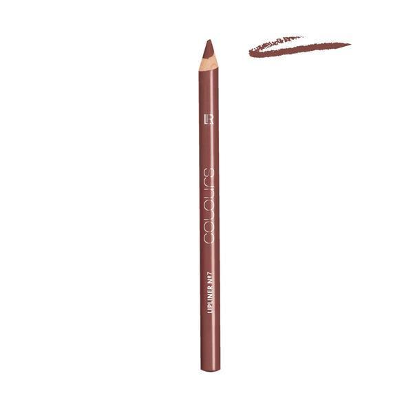 Creion contur buze Brown Rose LR Colours 10 g imagine produs