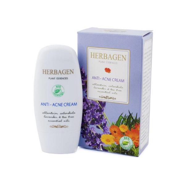 Crema Antiacnee Herbagen, 50g