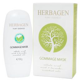 Masca Gomaj Celluloscrub Herbagen, 50g