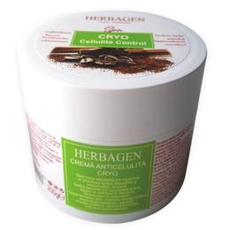 Crema Anticelulitica cu Efect de Racire Cryo Herbagen, 200g