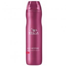 Sampon pentru Par Matur - Wella Professionals Age Restore Shampoo 250 ml