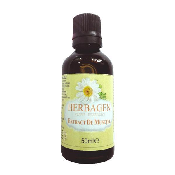Extract Hidropropilenglicolic de Musetel Herbagen, 50ml imagine produs