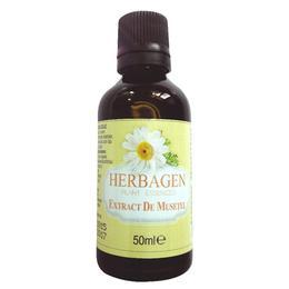 Extract Hidropropilenglicolic de Musetel Herbagen, 50ml