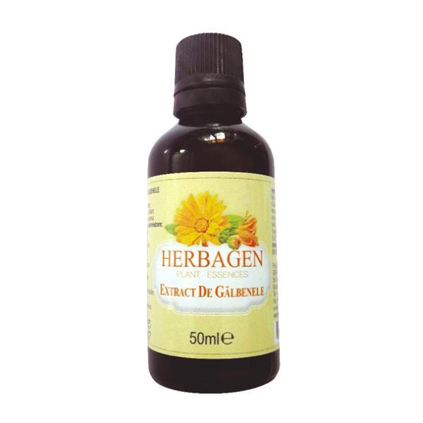 Extract Uleios de Galbenele Herbagen, 50ml imagine produs