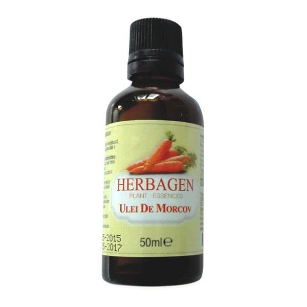 Extract Uleios de Morcov Herbagen, 50ml imagine produs