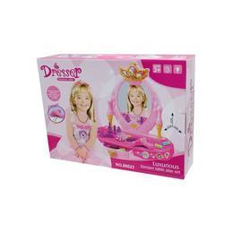 Masa machiaj cu 14 accesorii, varsta 3 ani+, roz - Disney