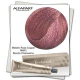 Vopsea Permanenta - Alfaparf Milano Evolution of the Color nuanta 9MRC Metallic Rose Copper Biondo Chiarissimo
