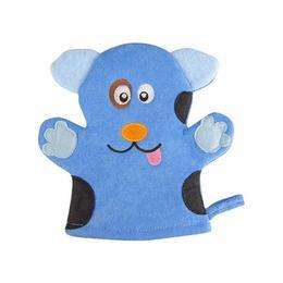 Manusa baie catel albastru - Camco