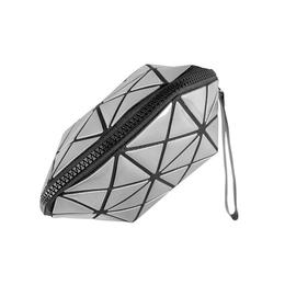 Portfard metalizat cu bareta pentru mana Modern T - Lucy Style 200