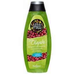 Gel de Baie si Dus cu Pere si Merisoare - Farmona Tutti Frutti Pear & Cranberry Bath and Shower Gel, 425ml