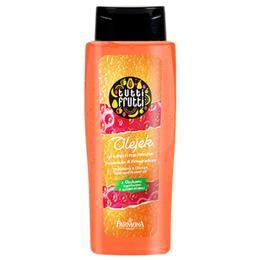 Gel de Baie si Dus cu Portocale si Capsuni – Farmona Tutti Frutti Orange & Strawberry Bath and Shower Gel, 100ml de la esteto.ro