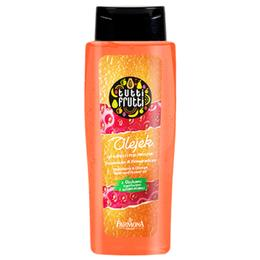 Gel de Baie si Dus Portocale si Capsuni - Farmona Tutti Frutti Orange & Strawberry Bath and Shower Gel, 100ml