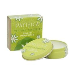 Parfum solid Tahitian Gardenia dulce, 10g - Pacifica