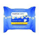 Servetele umede pentru igiena intima, Natracare 12 buc