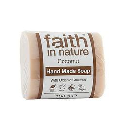 Sapun solid cu cocos, Faith in Nature, 100 g
