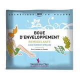 Lotiune de corp - tratament cu namol modelator, pentru corp, cu alge si spirulina, Secrets des Fees, 40 g