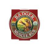 Mini balsam cu ulei esential pentru dureri musculare cu ardei Cayenne si ghimbir Badger, 21 g