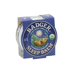 Mini balsam cu ulei esential pentru un somn linistit, Sleep Balm Badger, 21 g de la esteto.ro