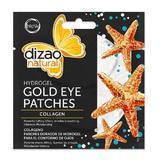 Masca cu 100% colagen/Plasturi ochi, 5 buc, Dizao Natural