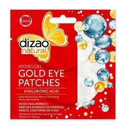 Masca cu acid hialuronic/Plasturi ochi, 5 buc, Dizao Natural