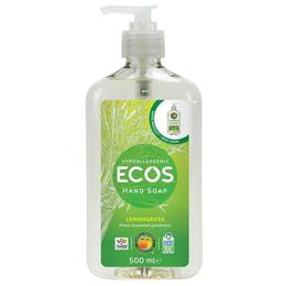 Sapun lichid pentru maini - lemongrass, Earth Friendly Products, 500 ml
