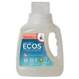 Detergent lichid de rufe superconcentrat - magnolie si lacramioare, Earth Friendly Products ECOS 1500 ml