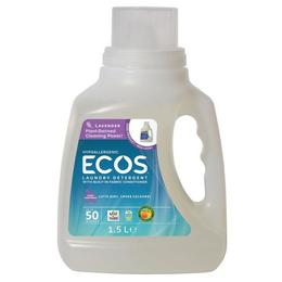 Detergent lichid pt. rufe super concentrat- lavanda, Earth Friendly Products ECOS 1500 ml