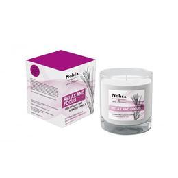 Lumanare parfumata din soia, Relax and Focus, Nohea, 220 g