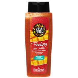 Peeling de Corp cu Piersici si Mango - Farmona Tutti Frutti Peach & Mango Body Scrub, 100ml