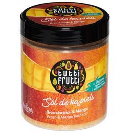Sare de Baie cu Piersici si Mango - Farmona Tutti Frutti Peach & Mango Bath Salt, 600g