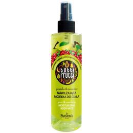 Spray Hidratant de Corp cu Pere si Merisoare - Farmona Tutti Frutti Pear & Cranberry Moisturizing Body Mist, 200ml