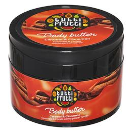 Unt de Corp cu Caramel si Scortisoara - Farmona Tutti Frutti Caramel & Cinnamon Body Butter, 200ml
