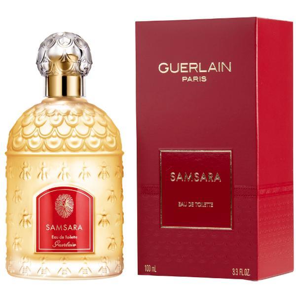 Apa de Toaleta Guerlain Samsara - Bee Bottle, Femei, 100ml imagine produs