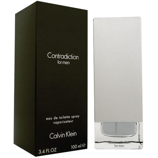 Apa de Toaleta Calvin Klein Contradiction, Barbati, 100ml poza