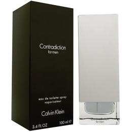 Apa de Toaleta Calvin Klein Contradiction, Barbati, 100ml