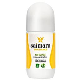 Deodorant natural Sun Dance - Saimara, 50 ml