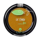 Fard de pleoape bio Golden - Avril, 2.5 g
