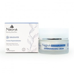 Crema Supernutrienta - Naturys Vanity Routine Idratante Supernourishing Cream, 50ml