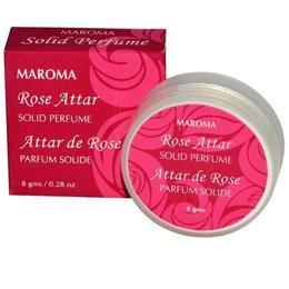Parfum solid Trandafir - Maroma, 8 g
