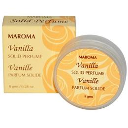 Parfum solid Vanilie - Maroma, 8 g