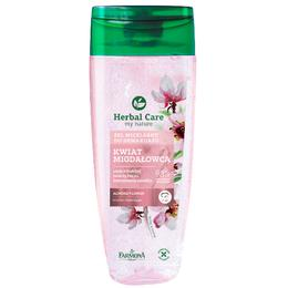 Gel Micelar pentru Demachiere si Curatare cu Floare de Migdal - Farmona Herbal Care Almond Flower Micellar Cleansing Gel, 200ml