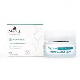 Crema Seboregulatoare - Naturys Vanity Routine Purificante Sebum-Balancing Cream, 50ml