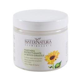 Masca restructuranta par uscat, degradat - MaterNatura, 200 ml