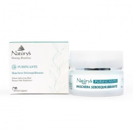 Masca Seboregulatoare - Naturys Vanity Routine Purificante Sebum-Balancing Mask, 50ml