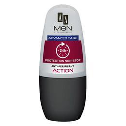 Anti-Perspirant Barbati protectie 24H - AA Man Action - Oceanic, 50 ml