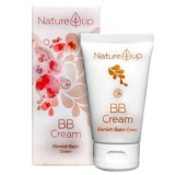 Crema BB Coloranta - Nature Up BB Cream, Light 01 Sand, 50ml