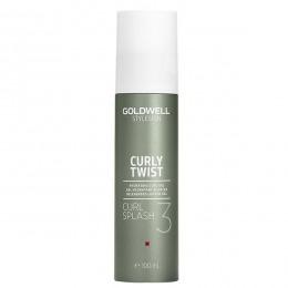 Gel de Hidratare pentru Par Cret sau Ondulat - Goldwell Stylesign Curly Twist Curl Splash Hydrating Curl Gel, 100ml