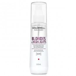 Serum pentru Par Blond - Goldwell Dualsenses Blondes & Highlights Brilliance Serum Spray 150ml