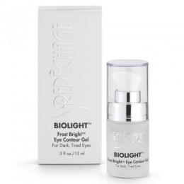 Gel Iluminator pentru Conturul Ochilor - Repechage Biolight Frost Bright Eye Contour Gel, 15ml
